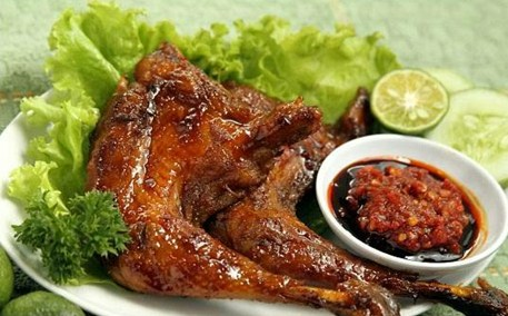 Resep Ayam Bakar Enak