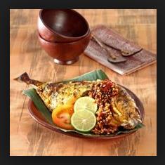 Membuat Ikan Bakar Etong Gurih dan Sedap