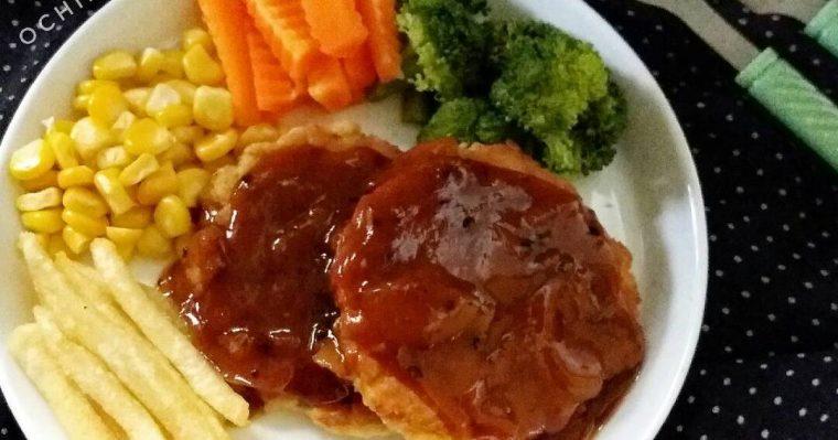 Resep Steak Tempe Super Mudah dan Enak